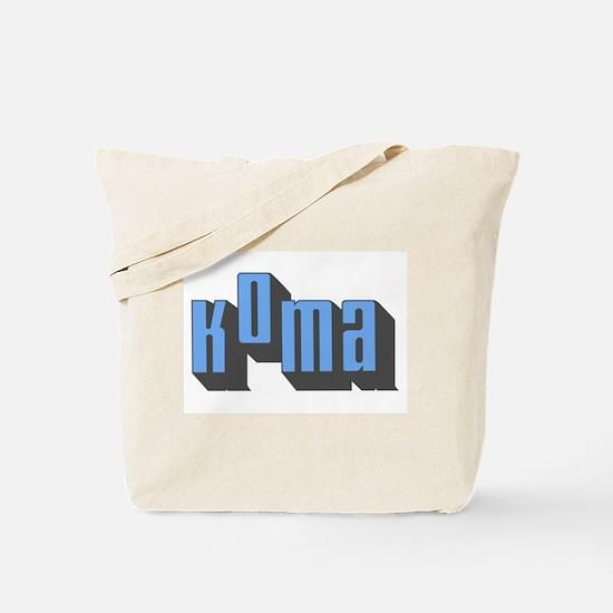 KOMA Oklahoma (1972) - Tote Bag