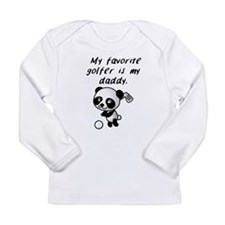 My Favorite Golfer Is My Daddy Long Sleeve T-Shirt