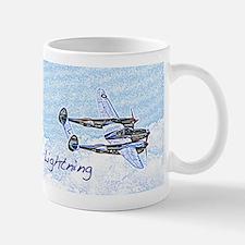 P38 Lightning Mugs
