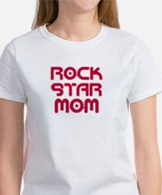 Rock Star Mom Women's T-Shirt