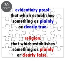 Evidentiary Proof Puzzle