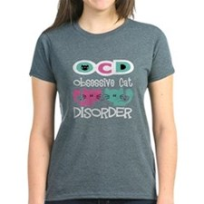 OCD for Cats T-Shirt