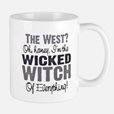 Wicked Witch of Everything G Mugs