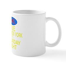 Live From New York SNL Mug
