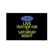 Live From New York SNL Rectangle Magnet (10 pack)
