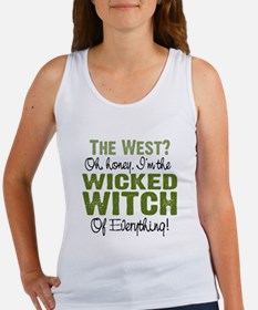 Wicked Witch of Everything GR Tank Top