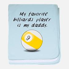 My Favorite Billiards Player (Nine Ball) Is My Dad