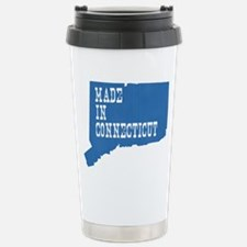 Made In Connecticut Travel Mug