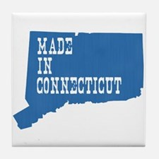 Made In Connecticut Tile Coaster
