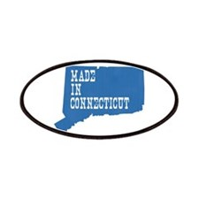 Made In Connecticut Patches