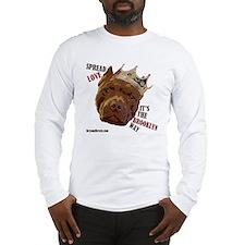 Spread Love It's The Brooklyn  Long Sleeve T-Shirt