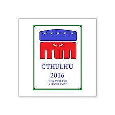 VoteCthulhu Sticker
