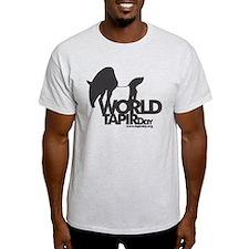 : 'World Tapir Day' T-Shirt