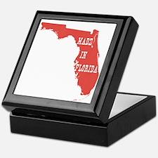 Made In Florida Keepsake Box
