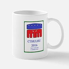 VoteCthulhu Mugs
