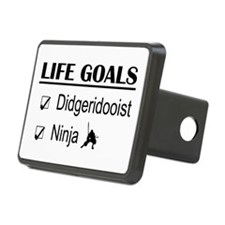 Didgeridooist Ninja Life G Hitch Cover