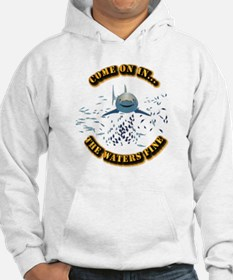 Great White says..Come On In Hoodie