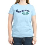 Gymnastics Girl Women's Light T-Shirt