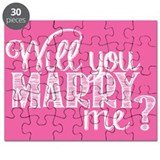 Will you marry me Puzzles
