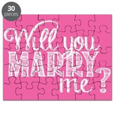 Will You Marry Me? -- Puzzle
