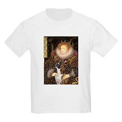 The Queen & her Boxer Kids Light T-Shirt