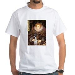 The Queen & her Boxer Shirt