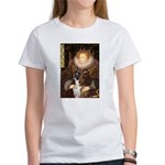 The Queen & her Boxer Women's T-Shirt