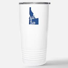 Idaho Stainless Steel Travel Mug