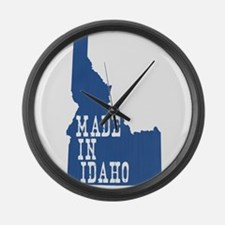 Idaho Large Wall Clock