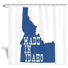 Idaho Shower Curtain