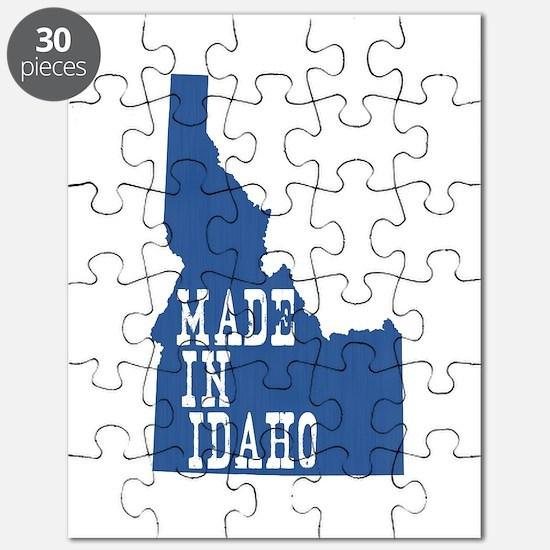 Idaho Puzzle