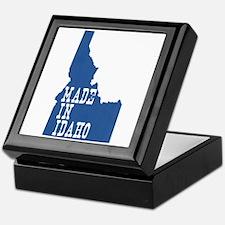 Idaho Keepsake Box