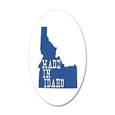 Idaho Wall Decal