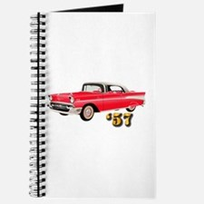 57 Red Chevy Journal