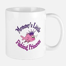 Mommy's Fishing Princess Mug