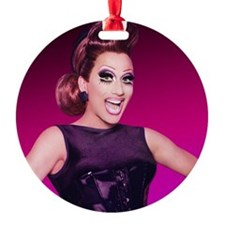 Team Bianca Round Ornament