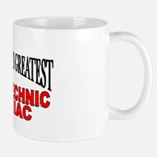 """The World's Greatest Pyrotechnic Maniac"" Mug"