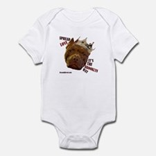 Spread Love! Infant Infant Bodysuit