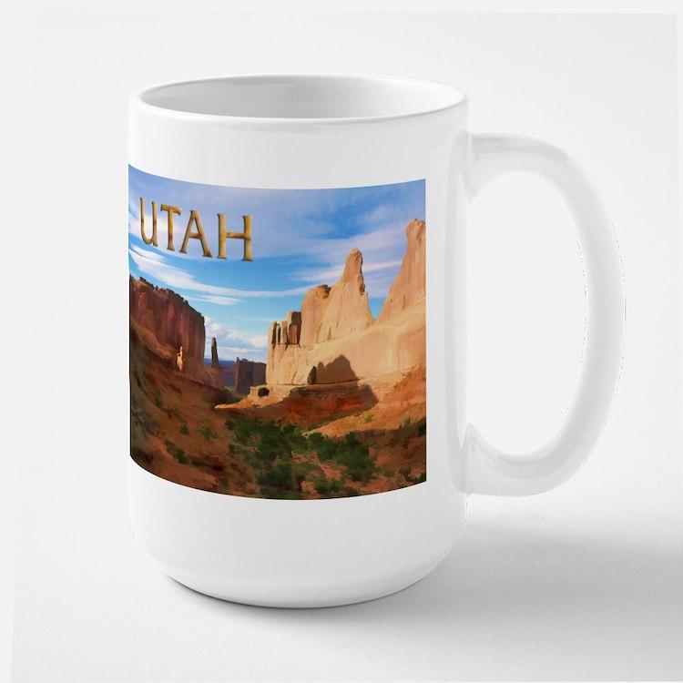 Utah smaller Mugs
