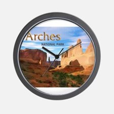Arches Smaller Wall Clock