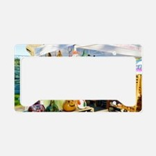 The Gourd Gallery License Plate Holder