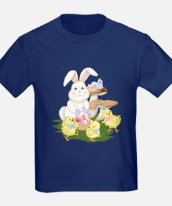 Easter Bunny & Chicks T