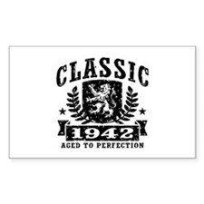 Classic 1942 Decal