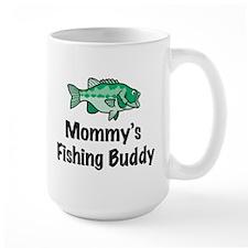 Mommy's Fishing Buddy Mug