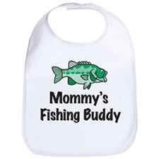 Mommy's Fishing Buddy Bib