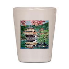 Rokuonji Kinkaku Temple Shot Glass