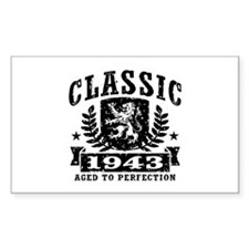 Classic 1943 Decal