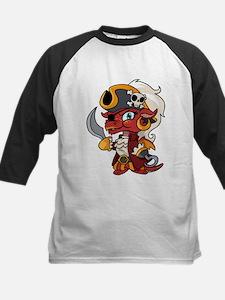 Baby Pirate Dragon Baseball Jersey