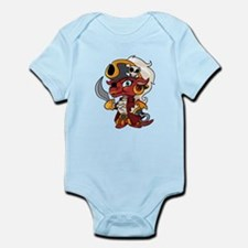 Baby Pirate Dragon Body Suit
