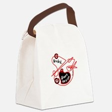 Groovy Love-Phil Collins/t-shirt Canvas Lunch Bag